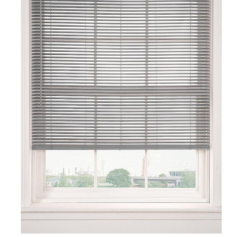 PVC Venetian Blinds - Grey