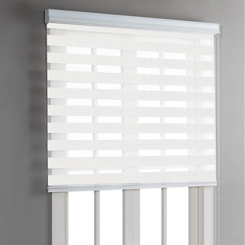 Day & Night Roller Blinds - White (Extra-Long)