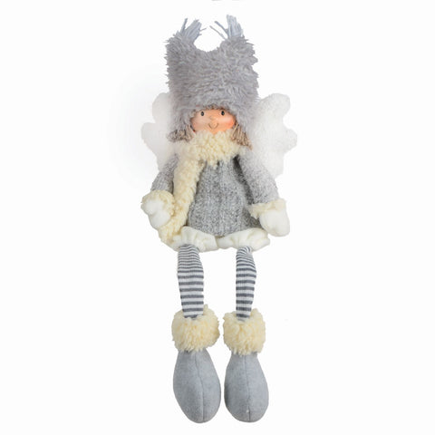 "Ange Garcon/Fille Assis Tissu 14"",2 Asst 