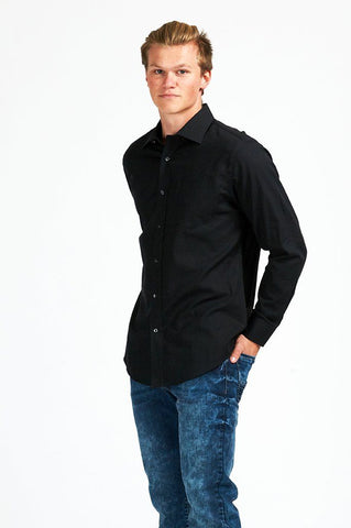 Mens Dress Shirt Long Sleeve/Asst/Asst