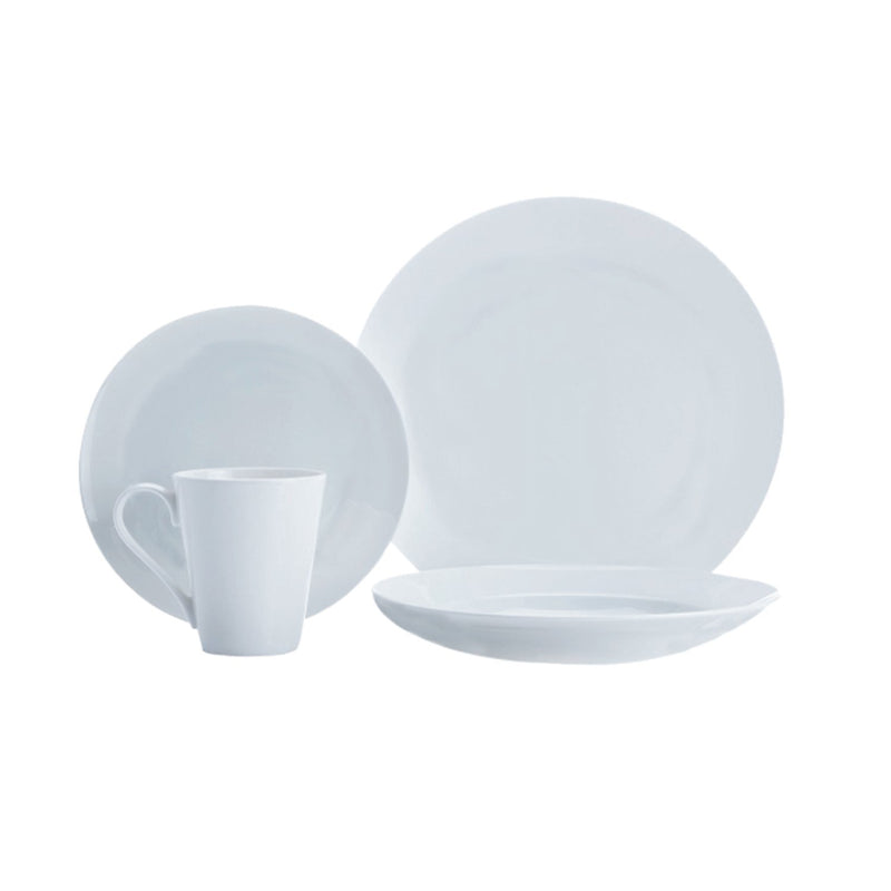 16 Pieces Dinnerware Set - Magasins Hart | Hart Stores