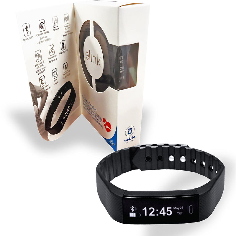 ELINK - Fitness Tracker with Heart Monitor - Magasins Hart | Hart Stores