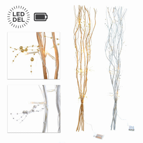 Branche Peinte A/20L Del 5Mm, 2 Asst | 2 Asst 20L 5Mm Led Painted Twig Branch