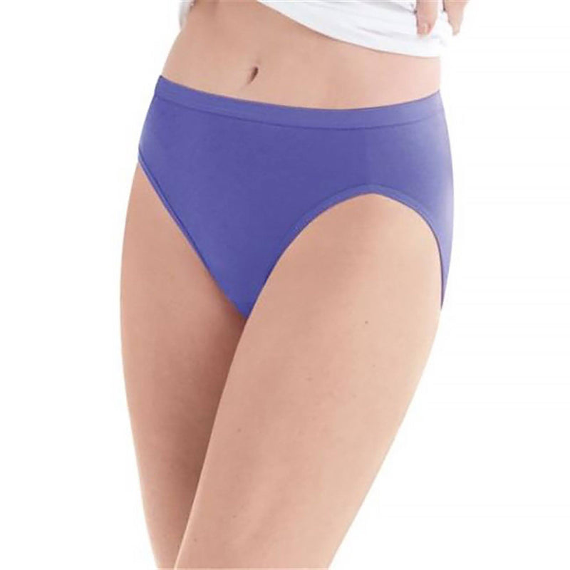 Hanes - 6 Pack - High-Cuts Panties - Assorted Colors - Magasins Hart | Hart Stores