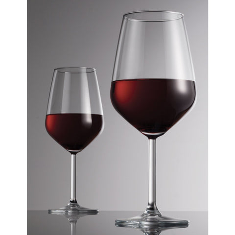 Allegra Ensemble de 4 verres à vin rouge 490ml | Set of 4 Red Wine Goblet 490ml