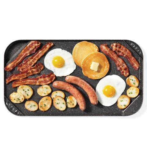 STARFRIT The Rock Reversible Grill & Griddle