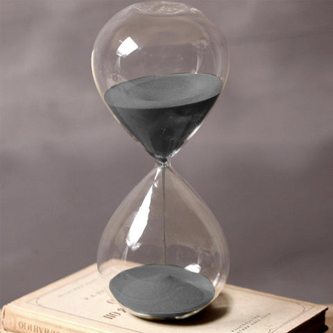 Decorative Glass Sand Timer