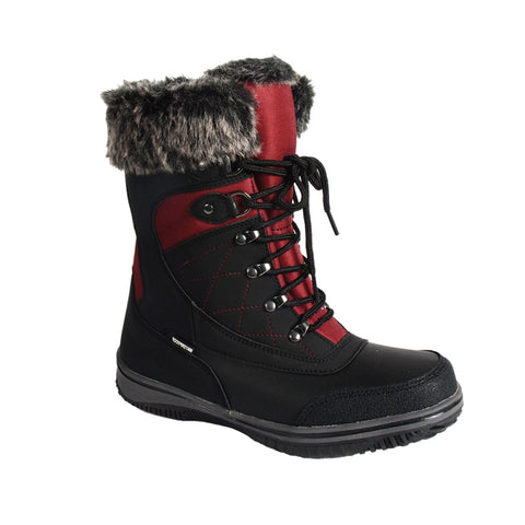 Mid-Height Waterproof Boots for Women