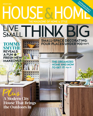 House and Home Magazine August 2018