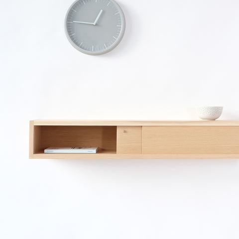 Modern Floating Console Table