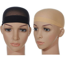 Stretchable  Wig Cap 3pcs