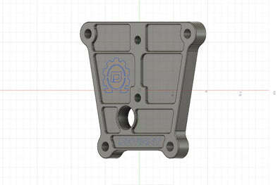RZR Rear Radius Arm Plate R&D - Part 2 : Final Design
