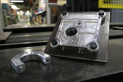 RZR Rear Radius Arm Plate R&D - Part 1 : Strength Tested