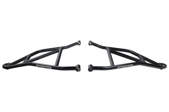 Deviant 42502 High Clearance Lower Control Arms for Maverick X3 72""