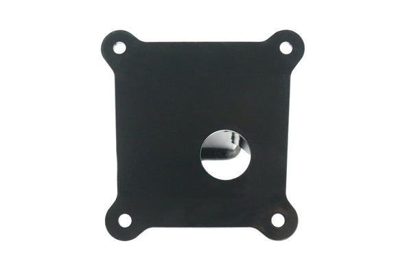 "Deviant 45501 Radius Arm Plate with 2"" Receiver Polaris RZR XP1000 XP Turbo"