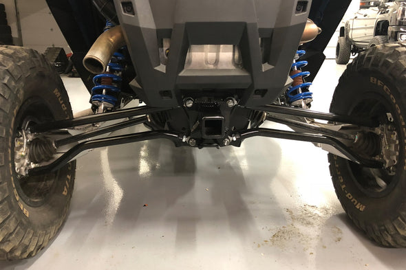 Deviant 45510 High Clearance Lower Radius Arms Polaris RZR XP1000 XP Turbo Installed Picture