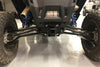 Deviant 45513 High Clearance Radius Arm Set Polaris RZR XP1000 XP Turbo Installed