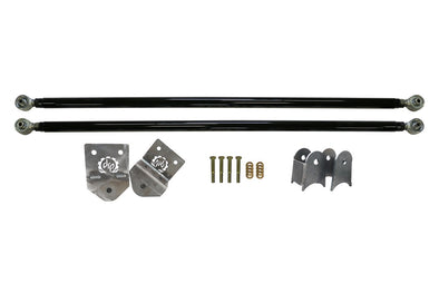 "Deviant 60500-80 Weld on Traction Bars 80"" for 4"" Axle Tubes"