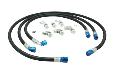 Deviant 75410 Transmission Cooler Repair Lines For 2011-14 GM Duramax Pickups