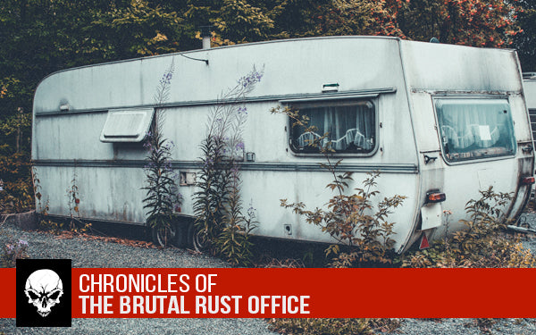 The Chronicles of Brutal Rust - HAA 2017
