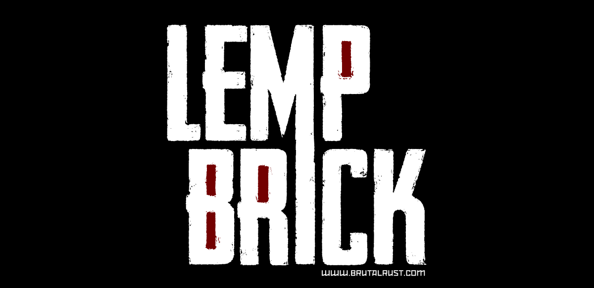 Lemp Brick by Brutal Rust