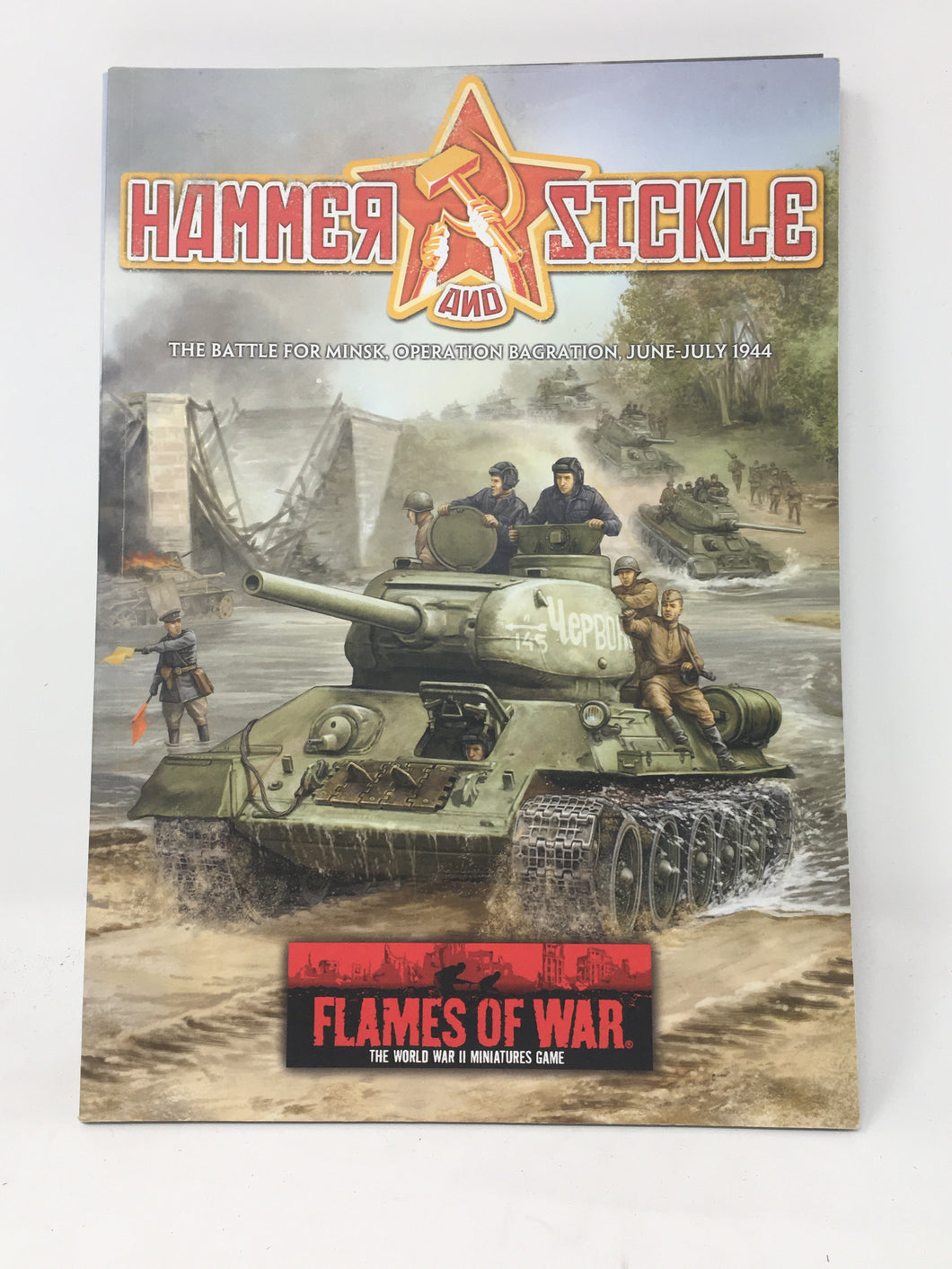 Flames of War - Hammer and Sickle - Player's Handbook