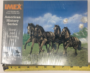 IMEX Horse and Harness set
