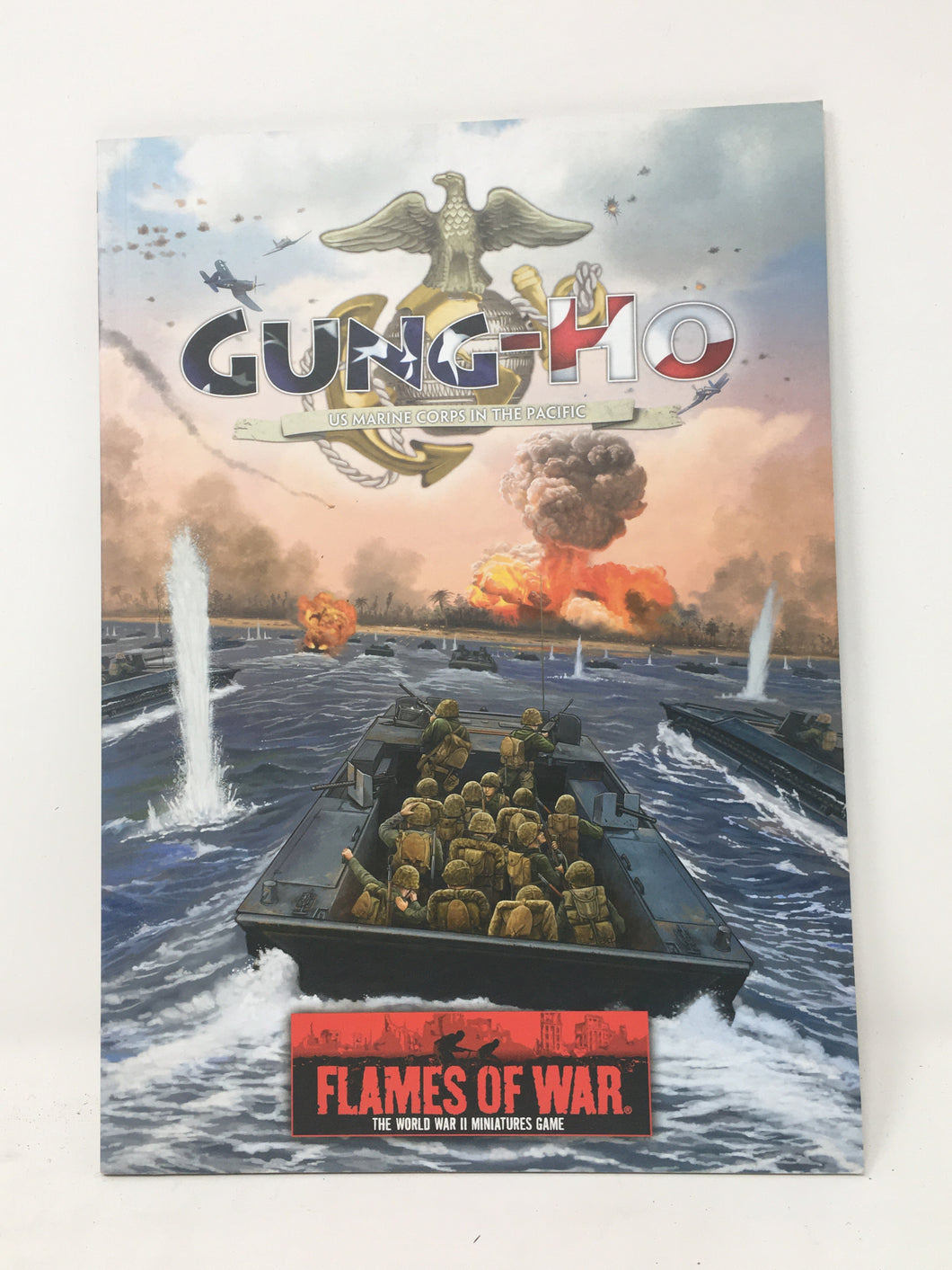 Flames of War - Gung-Ho - Player's Handbook