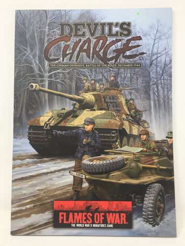 Flames of War - Devil's Charge - Players Handbook