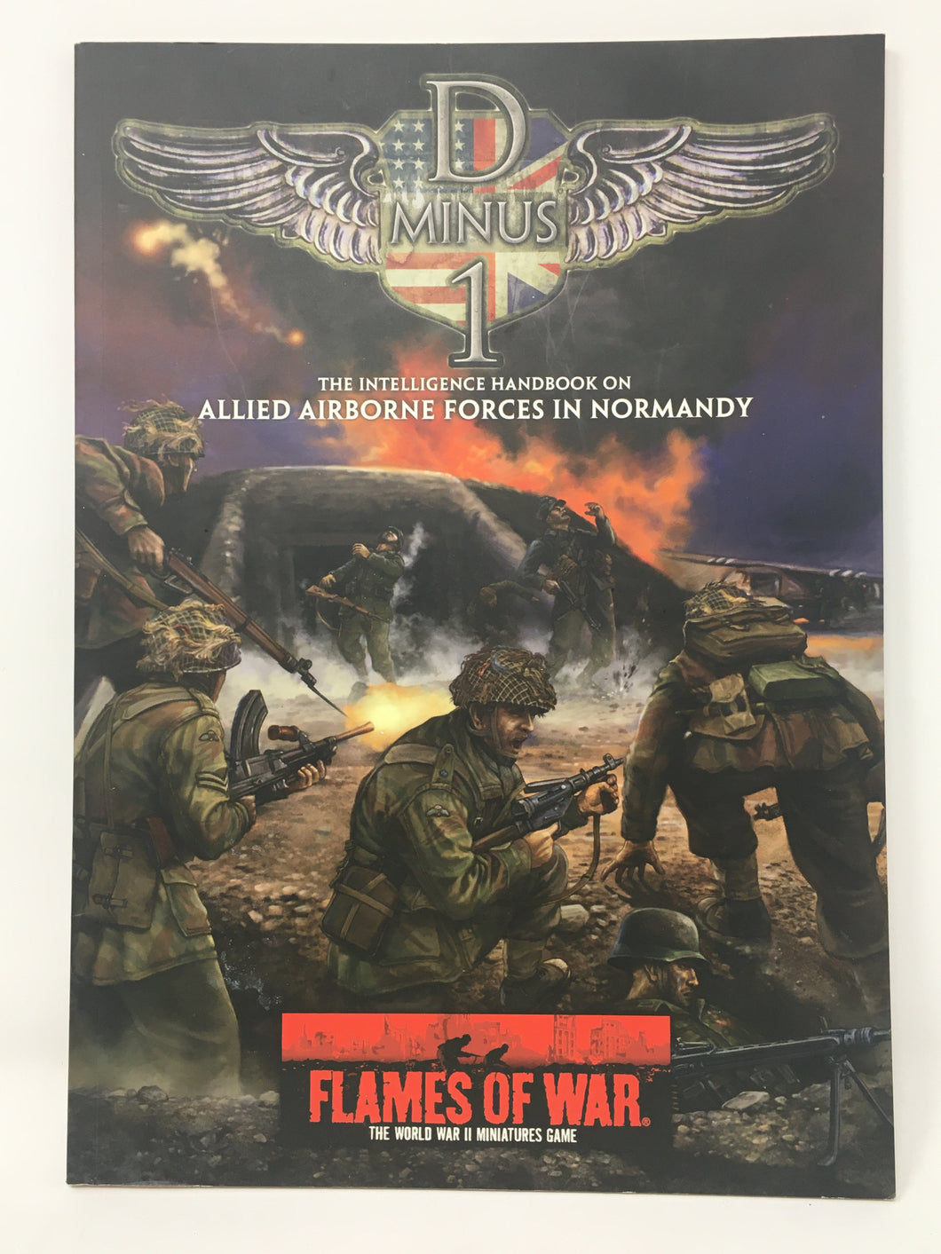Flames of War - D Minus 1 - Player's Handbook