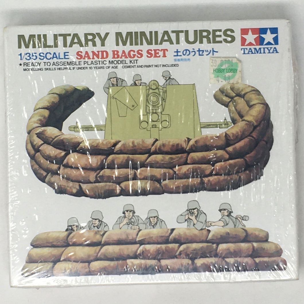 Tamiya Sand Bag set