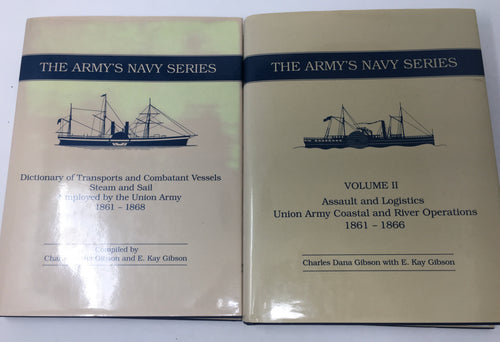 2 Volume The Army's Navy series