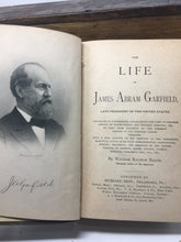 Life of President Garfield