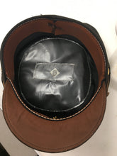 US Officer's visor cap