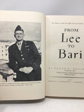 From Lee to Bari, a history of the 45th General Hospital