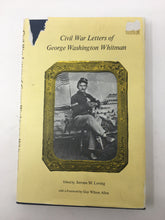 Civil War Letters of George Washington Whitman