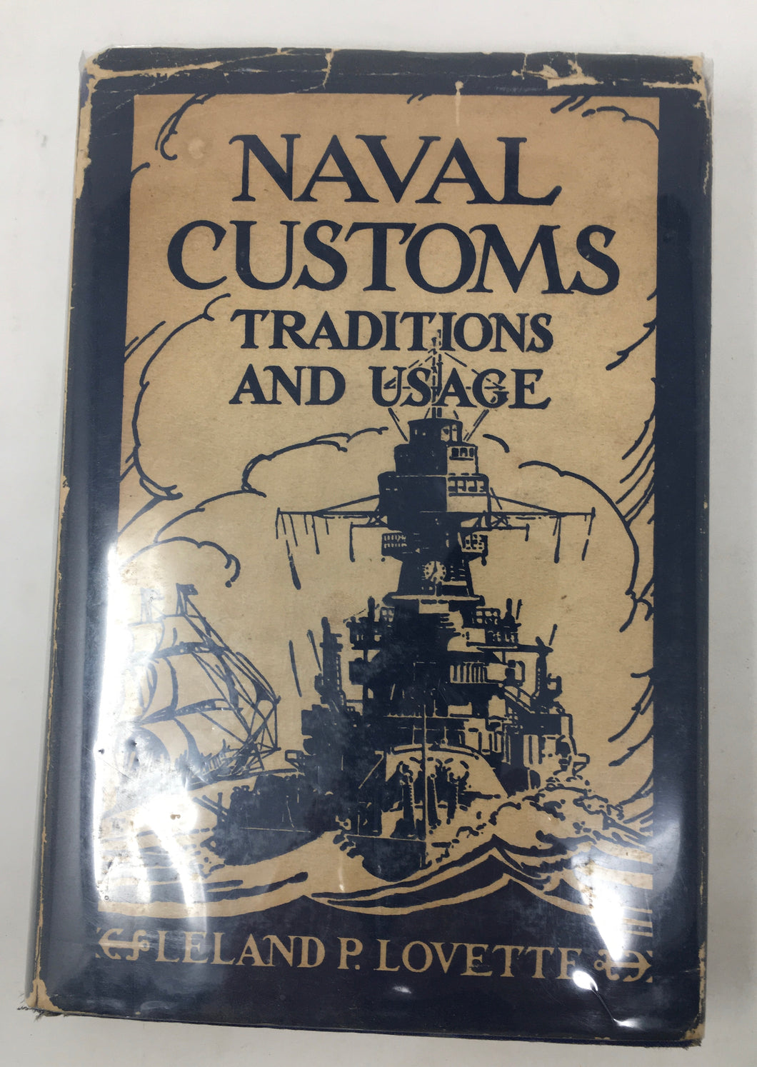Naval Customs, Traditions and Usage