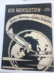 Air Navigation part seven aviation manual
