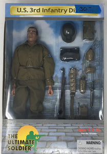 Ultimate Soldier 3rd ID figure