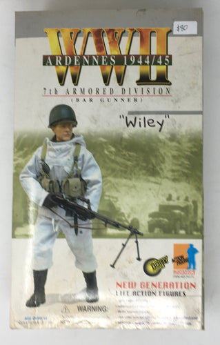 Dragon 7th Armored Division Wiley