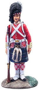 Britain Figures - Highlander 78th (Ross-shire Buffs)Regiment to Foot