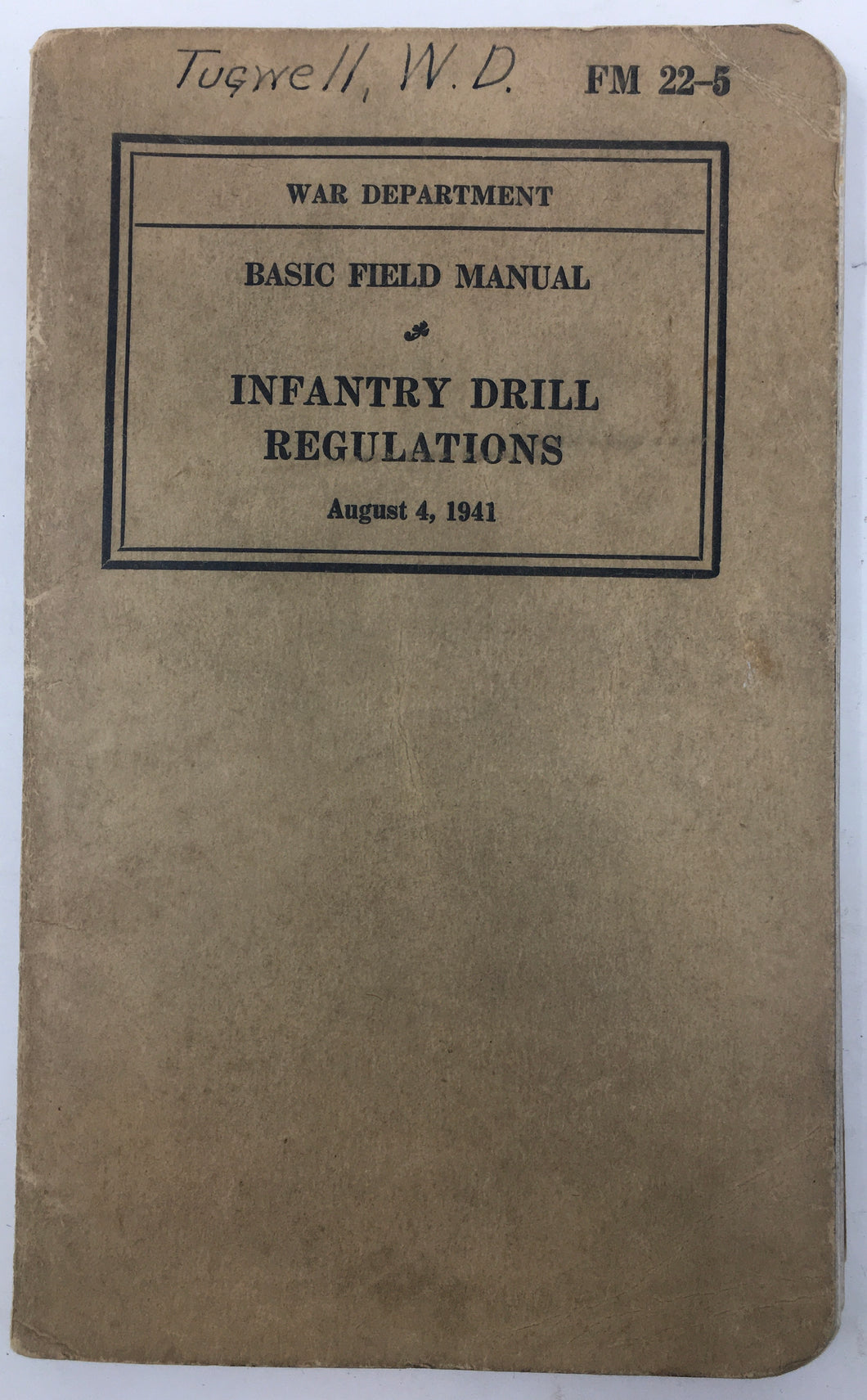 Infantry Drill Regulations