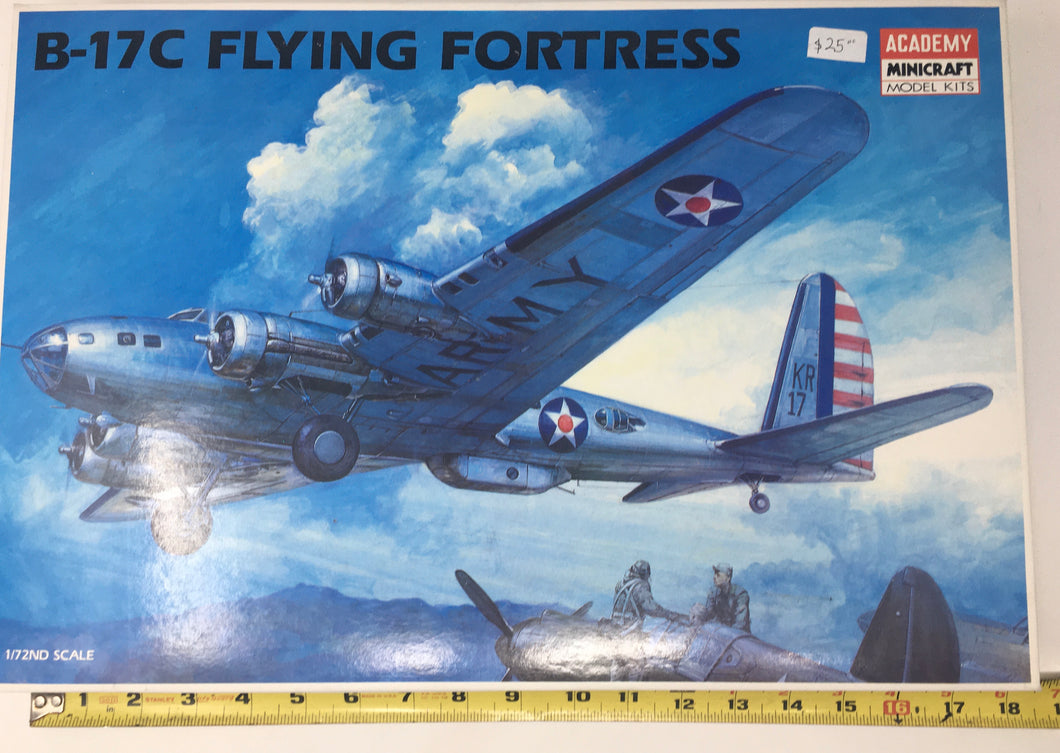 B17C Flying Fortress