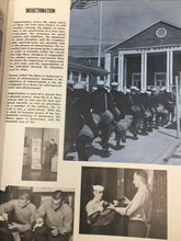 1960's US NAVY Boot Camp book