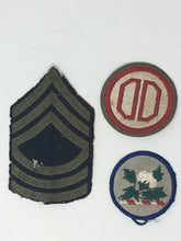 Small Dixie Division WWII grouping