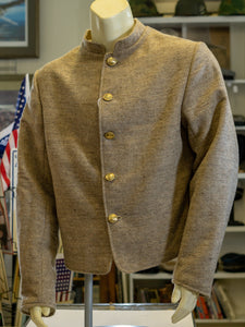 Reproduction Civil War Confederate Shell Jacket