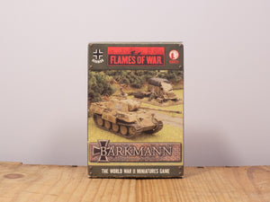 Flames of War Barkmann Miniature set