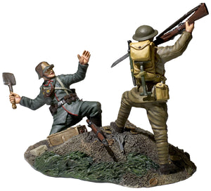 "Britain Figures - (Limited Edition)WWI ""Overrun"""