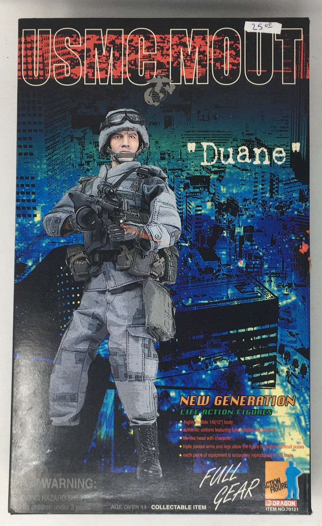 Dragon USMC Duane