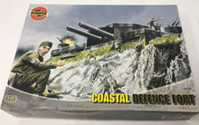 Airfix Coastal Defense Fort